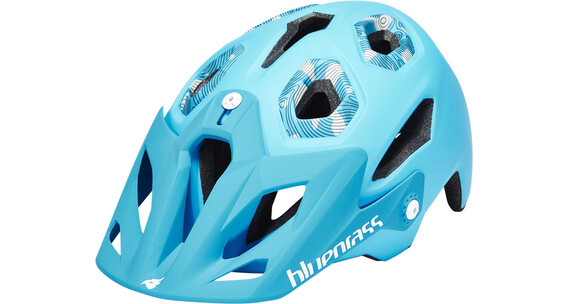 bluegrass Golden Eye Kask turkusowy